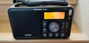 Eton  AM / FM / Shortwave Radio GRUNDIG Edition