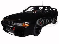 NISSAN SKYLINE GT-R R32 AUSTRALIAN BATHURST 1992 PLAIN BLACK 1/18 AUTOART 89280