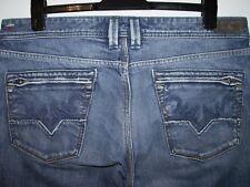 DIESEL YARIK B Regular Fit Jeans Gamba Dritta 0071V W36 L32 (4820)