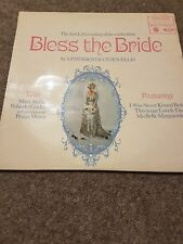 BLESS THE BRIDE BY A.P.HERBERT AND VIVEN ELLIS MFP1263 LP