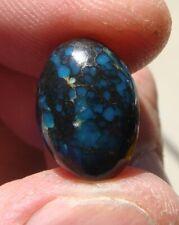 Lander Blue Beautiful Turquoise Unbacked Cabochon Nevada Rare Turquoise 7.8 KTS