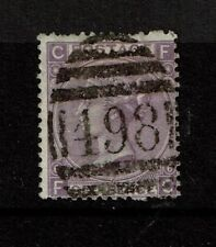 Great Britain SG# 107 Plate 6 Used / Violet - S4479