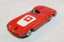 Tekno Denmark 813 Ferrari racing car SWISS FLAG near mint original condition