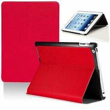 Forefront Carcasas Apple iPad 2/3/4 TIPO CONCHA Smart Funda SOPORTE