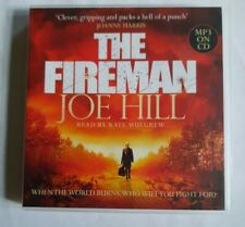 2CD SET JOE HILL THE FOREMAN READ BY KATE MULGREW VGC