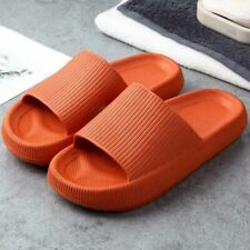 Super Soft Home Slippers EVA Sandals Comfort Thick Bottom Shoes Unisexy Non-Slip
