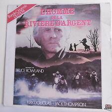 """33T L'HOMME DE LA RIVIERE D'ARGENT Film Disque LP 12"""" ROWLAND DOUGLAS THOMPSON"""