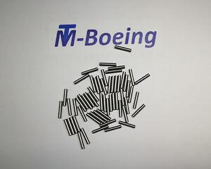Zylinderstift Passstift Ø 3 x 16 - DIN 7 - Passung m6 - aus Edelstahl 1.4305