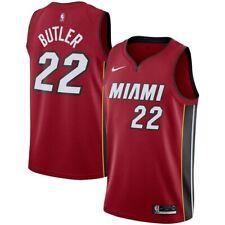 New 2020 NBA Nike Miami Heat Jimmy Butler #22 Statement Edition Swingman Jersey