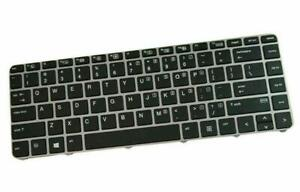 New Backlit US Keyboard For HP EliteBook 840 G3 745 G3 840 G4 745 G4 Notebook