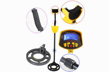 NEW Metal Detector Gold Digger Hunter Deep Sensitive Search LCD Waterproof