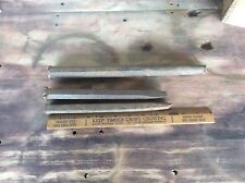 Lot Of Three Punch & Chisel , Rustic Shabby Tools