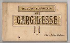 DÉPLIANT TOURISTIQUE Album Souvenir de Garcilesse