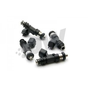 2002-2013 Subaru Impreza WRX DeatschWerks 1000cc Bosch EV14 Injectors Set of 4