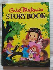ENID BLYTON'S STORYBOOK - ORIGINAL VINTAGE 1983 LARGE HARDBACK