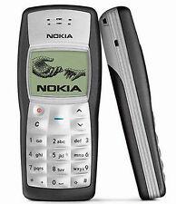 1x Nokia 1100 Mobile Cell Phone Flashlight Unlocked Black