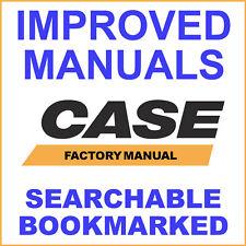 Case 580F Construction King Loader Backhoe Service Repair Workshop Manual CD