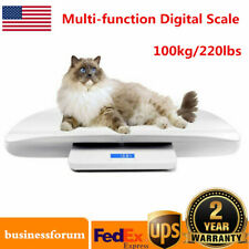 Baby Weight Scale Digital Lcd Electronic Body Pet Puppies Kittens Scales Usa