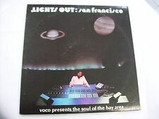 LIGHTS OUT : SAN FRANCISCO - 2LP VINYL 1972 EXCELLENT CONDITION - NEAL SCHON