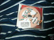 CD Pop Velofax stop for nothing PROMO MCD MAVEN