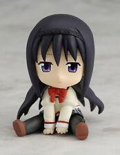 Puella Magi Madoka Magica 3'' Homura Uniform Petanko Trading Figure NEW