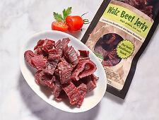 Beef Jerky/Biltong  1000gr, 1 kg Rind Pastrami Style geschnitten