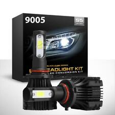 420W 9005 HB3 CREE LED Headlights Lamp Light Bulbs Conversion Kit fits Chevrolet