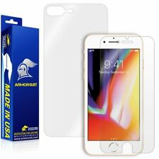 ArmorSuit  Apple iPhone 8 PLUS Screen Protector (Case-Friendly + Back Screen)