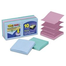 Post-it Super Sticky Pop-Up Notes, Tropic Breeze, 16 Pads (R33010SST )