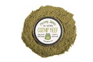 Catnip Keef- Meowy Janes- High Potency Fine Ground Catnip Dust - 14 Grams