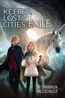 Exile (Keeper of the Lost Cities) by Messenger, Shannon, NEW Book, FREE & Fast D