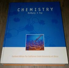 Chemistry McMurry Fay Custom 6th Edition - California State University at Chico