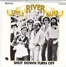 "7"" Little River Band Shut Down Turn Off / Days On The Road 70`s EMI"