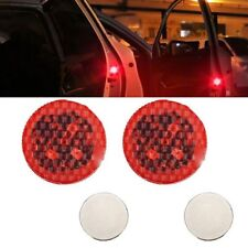2PCS Universal Car Door LED Opened Warning Flash Light Kit Anti-collid Wireless