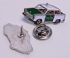 VW POLIZEI TRABANT PIN (PW 174)