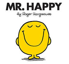 Mr. Happy | Roger Hargreaves | Mr. Men | Children's Story Book | New | Cheap