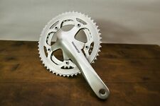 SHIMANO 105 52-39 DOUBLE 10 SPEED RIGHT SIDE CHAINSET CX
