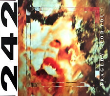 Front 242 Maxi CD Tragedy ▷ For You ◁ - Europe (M/VG+)