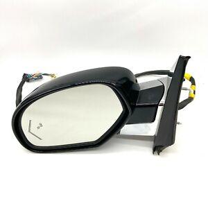 OEM For 08-13 Chevrolet Silverado GMC Sierra Signal Door Side View Mirror Glass