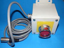 DOC Edwards Pump Control Emergency Shut Off Switch Enclosure 24V Weather Tight