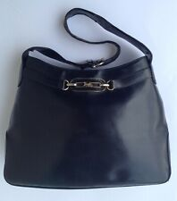VINTAGE CELINE - 70's leather bag