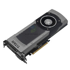 NVIDIA GTX TITAN 6GB GDDR5 Gaming  Graphics Video Card for Apple Mac Pro