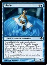 MTG Magic THS - (4x) Omenspeaker/Sibylle, French/VF