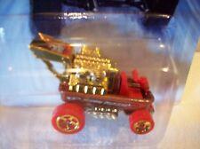 2014 Holiday Hot Wheels - Draggin' Wagon - Rare & Exclusive