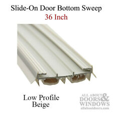 Slide-On 36 Inch Door Sweep / Door Bottom - for Taylor Doors Only