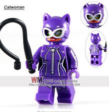 Catwoman Batman Movie custom minifigure Fits Lego - TRUSTED UK SELLER