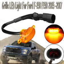 1pcs Bumper Front Grille LED Light Raptor Style Grill For Ford F-150 F150