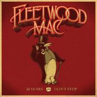 Fleetwood Mac 50 Years Don't Stop 3 CD DIGIPAK NEW