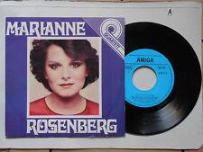 Schallplatte  ST45 Vinyl.Marianne Rosenberg.Marleen
