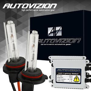 AUTOVIZION Xenon Slim HID Kit Conversion 9004 9006 9007 H4 H7 H10 H11 H13 880